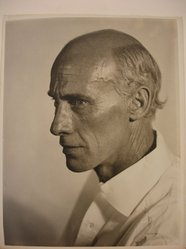 Herman de Wetter (American, born Estonia, 1880-1950). <em>Will Simmons</em>, n.d. Gelatin silver photograph, 14 x 11 in. (35.6 x 27.9 cm). Brooklyn Museum, Brooklyn Museum Collection, X894.93. © artist or artist's estate (Photo: Brooklyn Museum, CUR.X894.93.jpg)