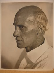 Herman de Wetter (American, born Estonia, 1880-1950). <em>Will Simmons</em>, n.d. Gelatin silver photograph, 9 7/8 x 8 in. (25.1 x 20.3 cm). Brooklyn Museum, Brooklyn Museum Collection, X894.94. © artist or artist's estate (Photo: Brooklyn Museum, CUR.X894.94.jpg)