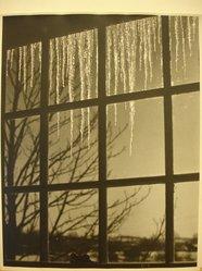 Herman de Wetter (American, born Estonia, 1880-1950). <em>Crystal Fringe</em>, n.d. Gelatin silver photograph, 13 7/8 x 11 in. (35.2 x 27.9 cm). Brooklyn Museum, Brooklyn Museum Collection, X894.95. © artist or artist's estate (Photo: Brooklyn Museum, CUR.X894.95a.jpg)