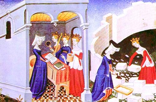 Resultado de imagen de christine de pisan