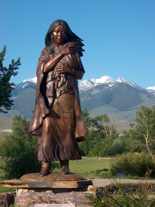 sacajawea Did you know sacagawea was a highly skilled food gatherer she used sharp sticks to dig up wild licorice, prairie turnips (tubers the explorers called white apples) and wild artichokes that.