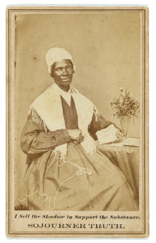 brooklyn museum sojourner truth <p><em>sojourner truth< em> circa 1864