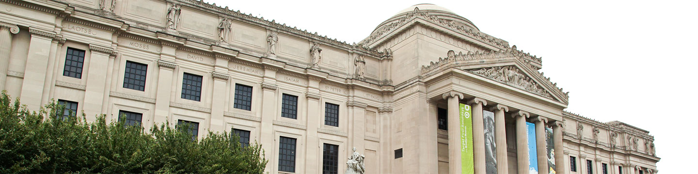 Brooklyn Museum facade
